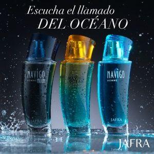 Perfumes navigo jafra